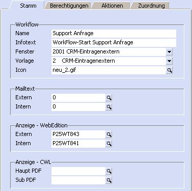 Mesonic:WINLine CRM/Workfloweditor/Stamm – MESOWIKI